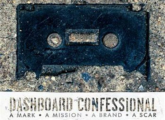 dashboard confessional don t wait: