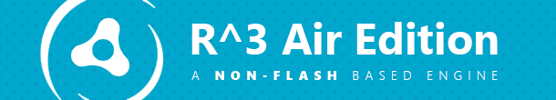 R^3 Air Edition: A Non-Flash Based Engine